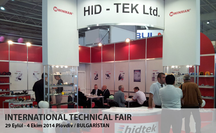 International Technical Fair 2014