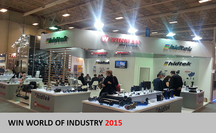 WIN WORLD OF INDUSTRY 2015